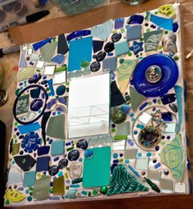 One-Step Mosaic Workshop BYOB, $25 @ Sweet Mabel Studio | Narberth | Pennsylvania | United States